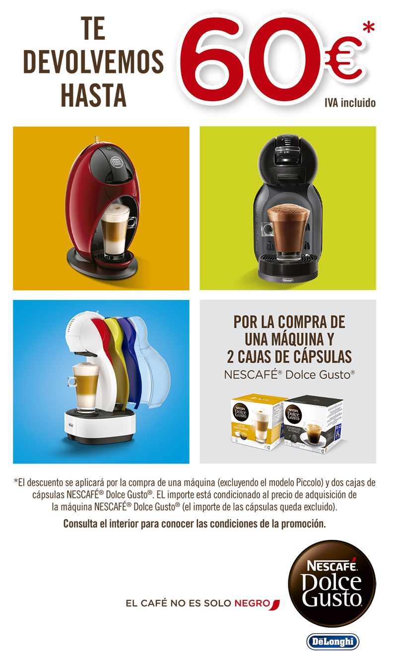dolce gusto 60e