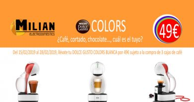 dolce gusto colors